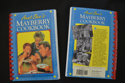 Mayberry Cookbook