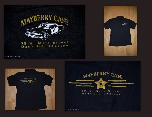 Mayberry Cafe retail items – Copy